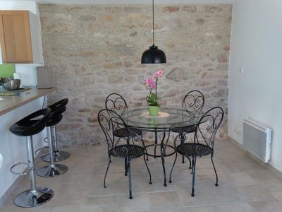 Photo for Grand Studio 3 * in independent farmhouse near beaches