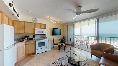Photo for Incredible Views from this Renovated Beachfront Getaway @ the Apollo!!!