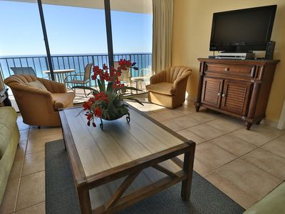 Photo for 2 BR Edgewater Gulf Front. Best Deals! Master on the Water.