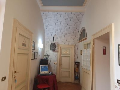 Photo for Guesthouse ALBA City HIGH. We are in the historic center near Piazza Vecchia