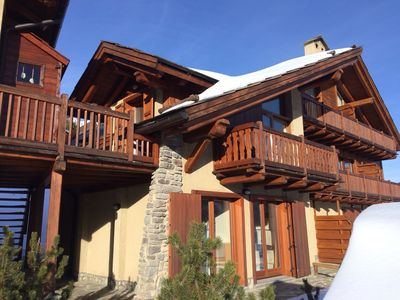 Photo for 3 rooms duplex apartment, chalet style 4/6 pers