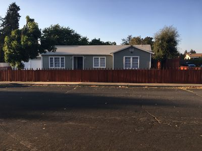 Photo for Comfortable home near Napa wineries, Six Flags and 33mi away from SF!