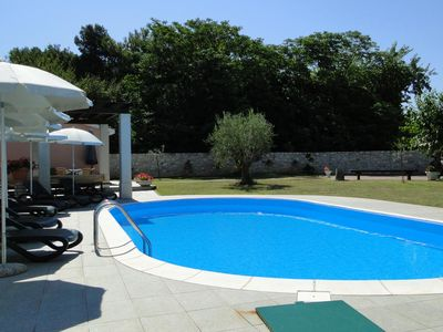 Photo for Family friendly house with a swimming pool Zambratija (Umag) - 14648