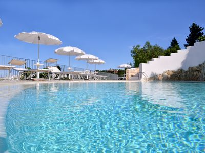 Photo for Villa Rea with swimming pool in Ostuni. Breathtaking view, wifi, dishwasher, swimming pool