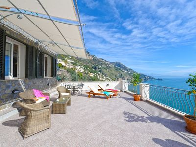 Photo for 1BR House Vacation Rental in Praiano, Salerno