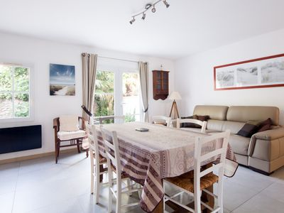 Photo for MARINE Nice apartment type 3 with terrace