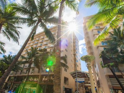 Photo for Wyndham at Waikiki Beach Walk, Waikiki, Hawaii, USA