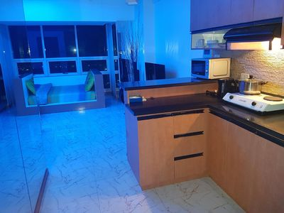 Photo for Stunning Lower Penthouse property Luxury super convenient Center of Cebu City