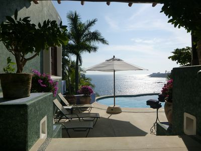 Photo for Exclusive Villa with Private Beach and Beautiful  Views to the Pacific Ocean