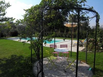 Photo for Country house in Cortona with Internet, Pool, Air conditioning, Parking (433229)