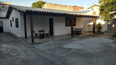 Photo for HOUSE IN CABO FRIO, SPACIOUS, 2 BEDROOMS NEXT TO THE BEACH OF THE DUNES AND TRADES.