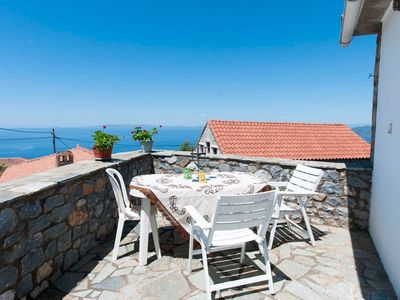 Photo for Sea breeze and stunning view in the heart of Mani