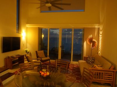 Photo for Beautiful Residential Complex  only 17 condominiums ,best view on Isla
