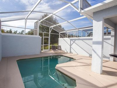 Photo for New 4 bd w/ private pool in Champions Gate