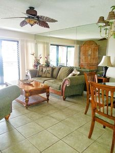 Photo for Tropical Comfort - Two Story Ocean View Kihei Condo - Central Air
