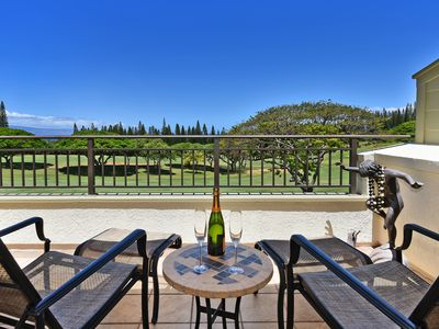 Photo for KGV 16T1 - Luxury 1-Bedroom Suite on the Kapalua Golf Course