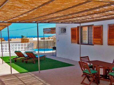 Photo for Holiday home for 6 guests with 240m² in Alcalá (110364)