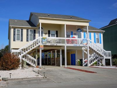 Photo for 2BR House Vacation Rental in Holden Beach, North Carolina