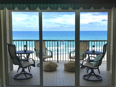Photo for NEW LISTING!!  Luxury 3BR, 3BA, Oceanfront unit in  Dimucci's Tower 9