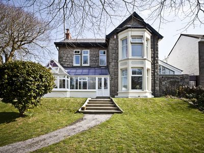 Photo for Detached House In Large Private Gardens . Great for summer or winter breaks.
