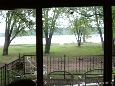 Photo for Vintage Lake Cottage On The Shores Of Lake Pepin