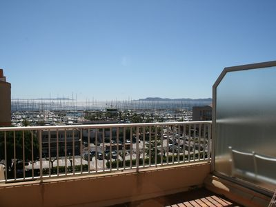 Photo for T2 DUPLEX PANORAMIC VIEW HYERES