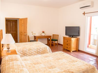Photo for 2 Double size beds with Private Bathroom