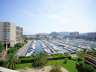 Photo for LE FRANCE - Vue sur la Marina - Apartment for 4 people in Mandelieu-la-Napoule
