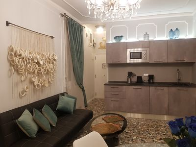 Photo for Great location Stylish apartment in Venice The Doge's Hideaway