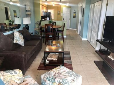 Photo for Surf Beach 204 Gulf Front Condo ADA
