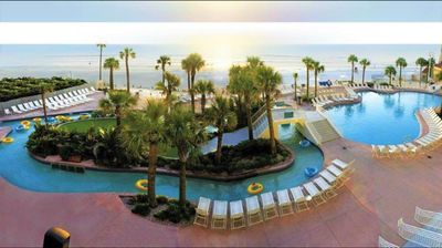 Photo for Enjoy the sunshine state at Ocean Walk!