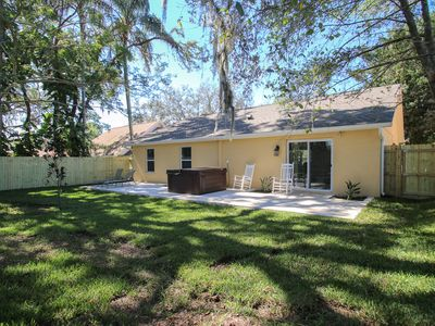"Photo for KMG: ""SUN VILLA"" 3BD 2BA TPA HOME W/ SPA NEAR USF"