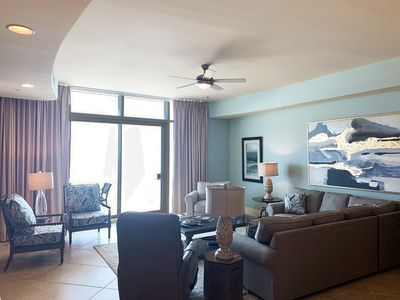 Photo for Luxury Beachfront Vacation Condo. Stunning Views, Updates Throughout