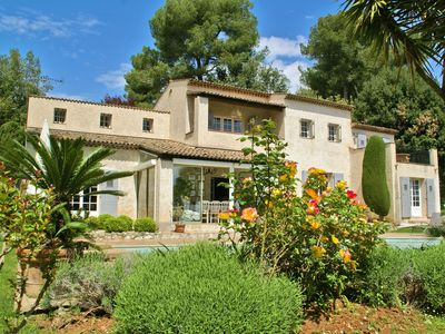 Photo for Amazing Villa in Saint Paul de Vence with Private Pool
