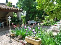 This charming property was perfect for our needs and the garden was a real bonus.