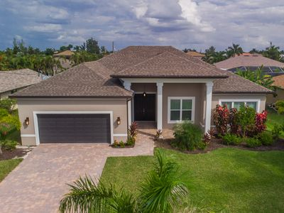 Photo for Tropical Oasis in SW Cape Coral - Vacation in This All New Home!