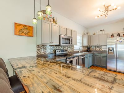 Photo for Modern, upscale home - 5 min from downtown!