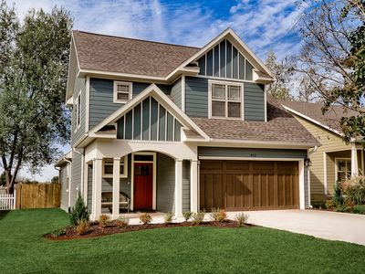 Brand New Craftsman Home in Downtown Bentonville - Close to Everything