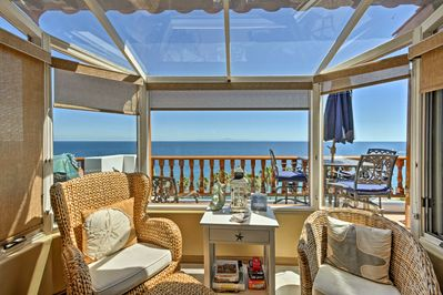 You'll surely fall in love with Catalina Island from this amazing home.