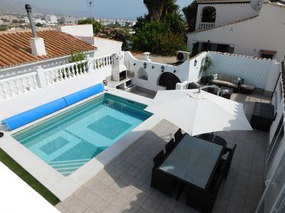 Photo for VillaEmma - Private Heated Pool - WIFI - A / C