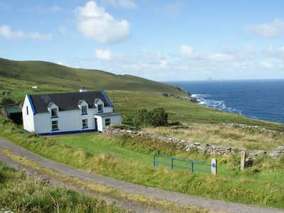 Photo for Cottage with a stunning sea view on the south-west coast of Ireland