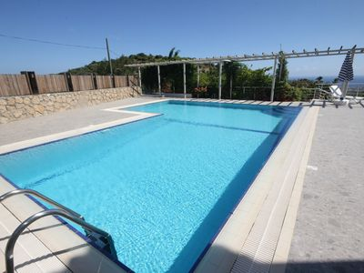 Photo for Sapphire Blue Villa/ Apartment with Private Pool