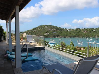 Photo for Humming Bird's Seacret - Private, breezy, vibrant with dazzling views