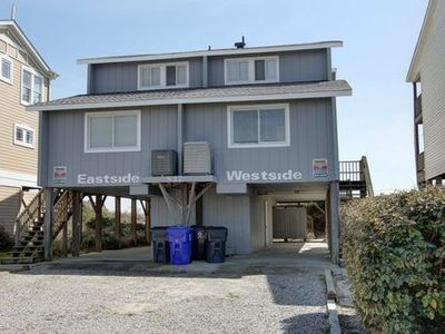 Photo for Great Oceanfront Duplex!