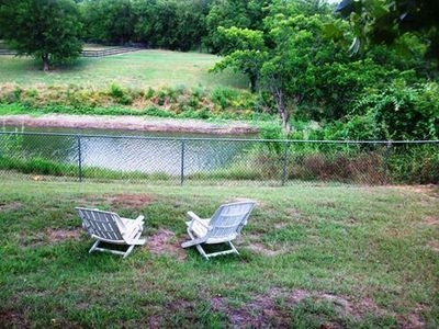 Bring your chairs a little closer to nature!!