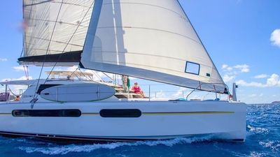 Photo for Paradise Found- Caribbean Sailing Charters on Catamaran Island R&R