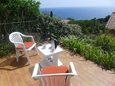Photo for Apartment in Saint-Raphaël with Parking, Internet, Washing machine, Pool (507067)