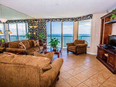 Photo for Spacious 4-BR! Oceanfront Condo w/ Pool - Gorgeous Views & Sunrises!