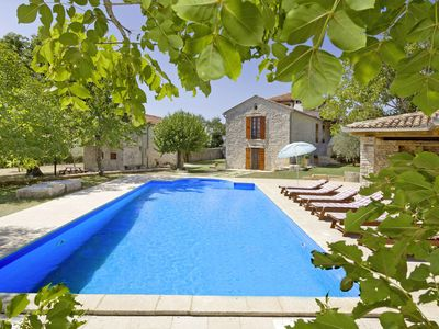 Photo for Villa Salambati in Istria, 20.000 sqm large property, private pool