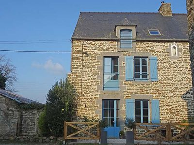 Photo for 2BR House Vacation Rental in Pleudihen-Sur-Rance, Bretagne